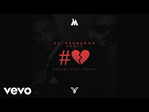 El Perdedor (Remix) - Maluma feat. Yandel (Video)