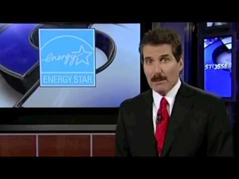 Energy Star - Greg Kutz joins John Stossel to identify the nature of government's showcase energy saving plan. http://www.LibertyPen.com.