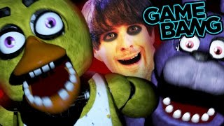 SCARED TO DEATH BY FIVE NIGHTS AT FREDDY'S (Game Bang)