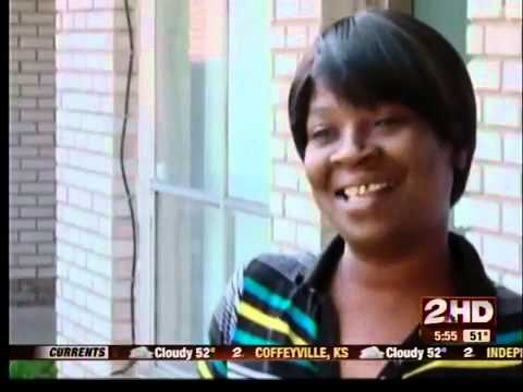 VIRAL VIDEO STAR: Sweet Brown - KJRH Interview