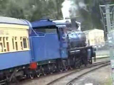 Memories of Beaudesert Rail Part 1