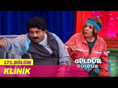 Güldür Güldür Show 171. Bölüm | Klinik (видео)