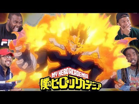 Endeavor Finale! My Hero Academia 4x23, 4x24 & 4x25 REACTION/REVIEW
