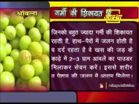 Ayurvedic Benefits of Khas for Heat Stroke | Acharya Balkrishna Ji