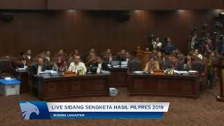 Video [FULL] Sidang Keempat Sengketa Hasil Pilpres 2019 MP3, 3GP, MP4, WEBM, AVI, FLV Juni 2019