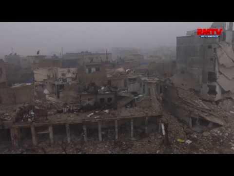 Ribuan Warga Aleppo Dipindahkan
