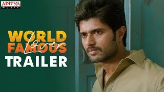 World Famous Lover (Telugu) movie songs lyrics