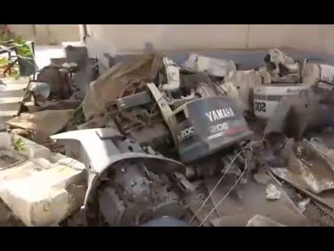 حراس الجمهورية تسيطر على مركز قيادة بحرية الحوثي في الحديدة