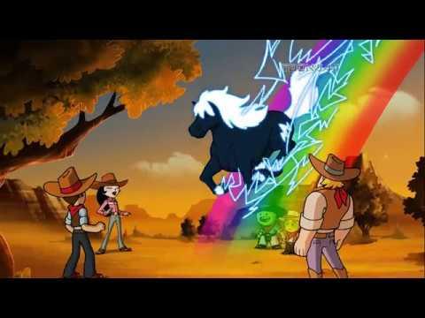 Xiaolin Chronicles #9 Magic Stallion Wild Wild West