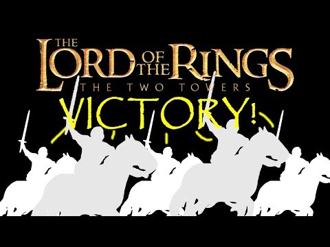 LOTR: The Two Towers (Gandalf - GBA) - The Battle Is Won! (6 - SF)
