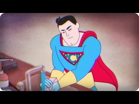 OCD Superman