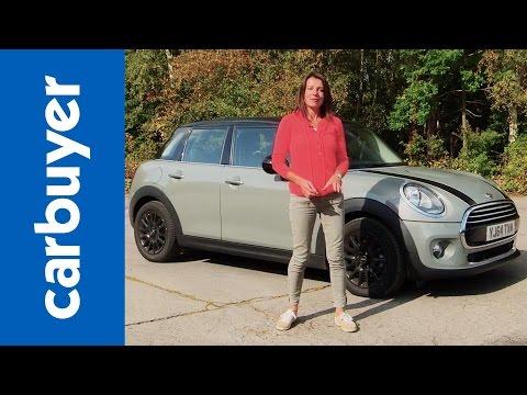 MINI 5-door hatchback 2014 review – Carbuyer