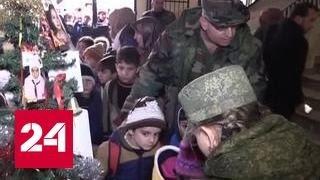 Жители Алеппо готовятся встречать Новый год - мирный и веселый