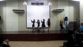 Buenas chicxs aqui esta la presentación de LUNATIX (Karem y Cynthia) y K-POWER (Hilary y Domenica) en la Facultad de...