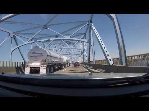 Driving from Suisun City CA to Edmonton AB