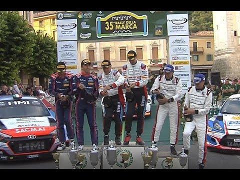 C.I. WRC - 35° RALLY DELLA MARCA - HLTS Finali 23/06/2018