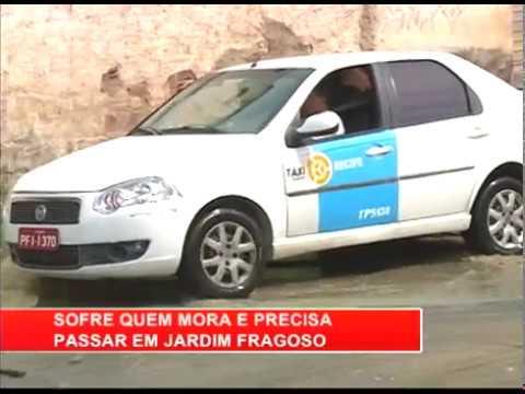 [RONDA GERAL] Em Olinda, obra da Prefeitura atrapalha circulação de moradores e motoristas