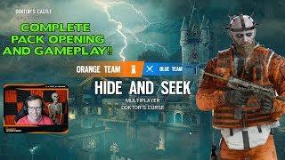Hide and Seek in Rainbow Six Siege... Let's Go!!