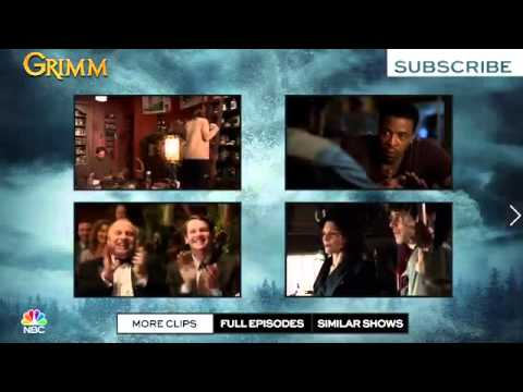 Grimm Season 4 (Promo 'Friday Fright Night')