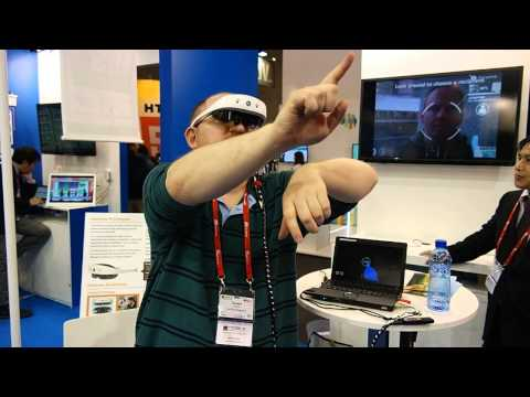 Mirama Wearable Computer and OS Hands-On