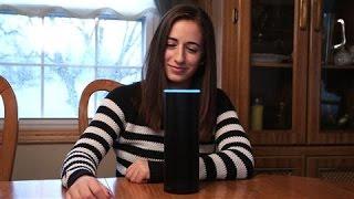 Video A Real-Life Alexa Lives With 'Alexa' MP3, 3GP, MP4, WEBM, AVI, FLV Mei 2018