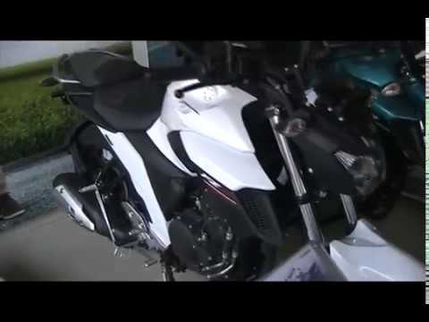 Yamaha FZ 25 , 250CC Jast all new BS 4 Yamaha FZ 25 Full walk around  !!! Nice look & Color's