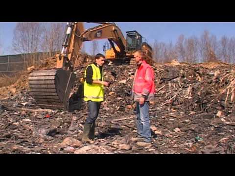 Déstockage de déchets - Le landefill Mining