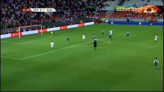 Video Sevilla - Śląsk Wrocław 4-1 | 22.08.2013 | All Goals & Highlights | HD MP3, 3GP, MP4, WEBM, AVI, FLV Juni 2018