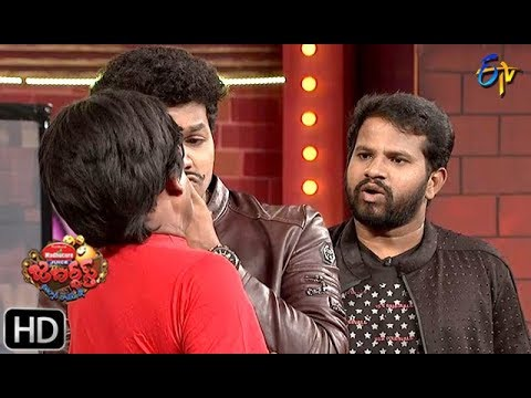 Hyper Aadi, Raising Raju Performance | Jabardasth  | 4th April 2019 | ETV Telugu