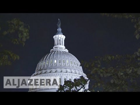 🇺🇸 US government shuts down over immigration impasse