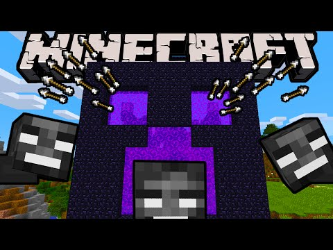 Minecraft 1.9 News & 1.8.2 Pre-Release: Wither Secret, Breaking Bedrock Exploit, Tree & Bed Bugs Fix