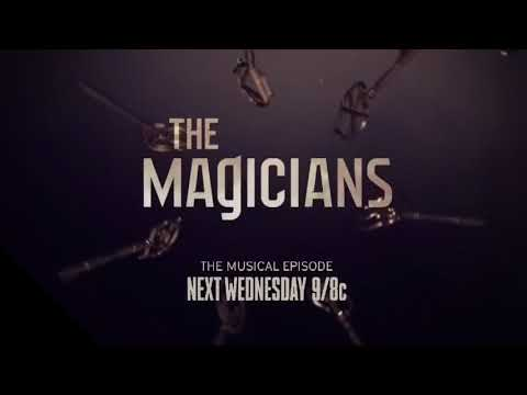 THE MAGICIANS 3x09 - ALL THAT JOSH - MUSICAL EPISODE