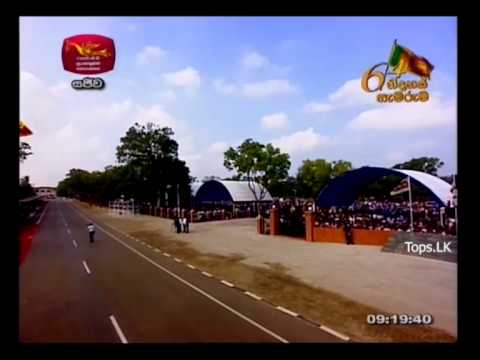 64th National Independence Day Celebration Of Sri Lanka Live From Anuradhapura Part 05