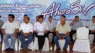 Roxana Baldetti - Continua Pago A Reforestadores De Suchitepéquez