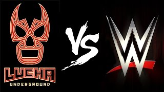 Nonton WWE Vs Lucha UnderGround   Film Subtitle Indonesia Streaming Movie Download
