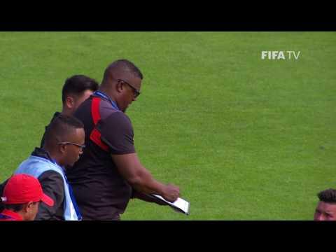 Olympique Lyonnais v. Santa Fe, Match Highlights