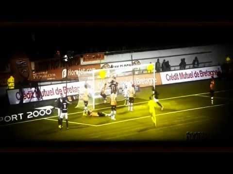 Lorient vs PSG 0 1 ~ All Goals & Full Highlights 21 03 2014 HD