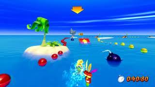 Video Crash Bandicoot 3: Warped (N-Sane Trilogy) - Level 5: Makin Waves (Platinum Relic) MP3, 3GP, MP4, WEBM, AVI, FLV Juli 2019