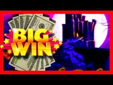 Wicked Witch of the West Slot Machine Bonus – Big Win!