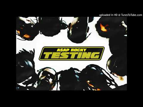 "[free] ""testing"" - Asap Rocky Ft. Frank Ocean / Type Beat 2018 Fire"