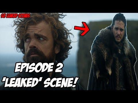 'LEAKED' Episode 2 Scene! Game Of Thrones Season 8 (Leaked Scenes)