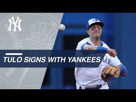 Video: Tulo released by Blue Jays, enters free agency