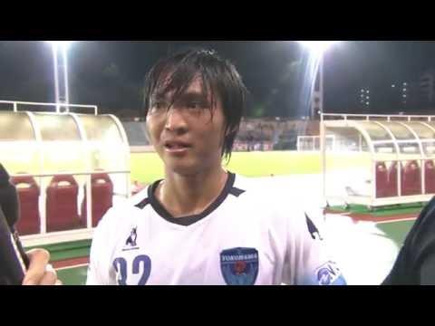 Cùng xem lại trận đấu xuất sắc của tiền vệ Nguyễn Tuấn Anh. - Thời lượng: 6:00.