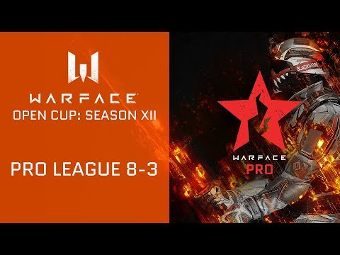 Warface Open Cup: Season XII. Pro League 8-3