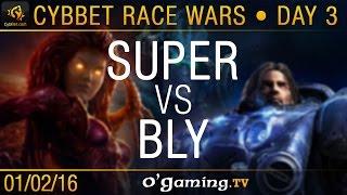 Super vs Bly - PvZ - CybBet Race Wars - Day 3