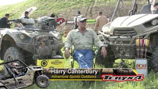 9. 2013 Kawasaki Teryx4, Hatfield McCoy Adventure Ride Test