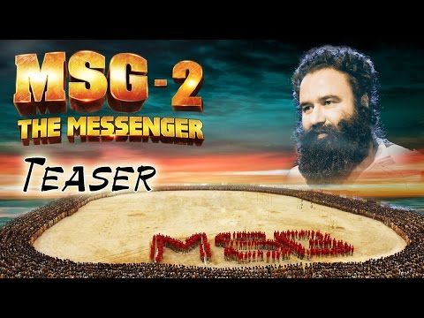 MSG 2 The Messenger Movie Picture