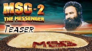 MSG-2 The Messenger | Official Teaser | Saint Gurmeet Ram Rahim Singh Insan
