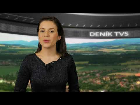 TVS: Deník TVS 2. 12. 2017
