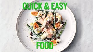 Jamie's Quick and Easy Food | Salmon Nicoise and Egg Fried Rice by Jamie Oliver